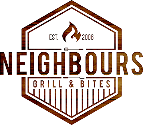 Neighbours logo gebrand